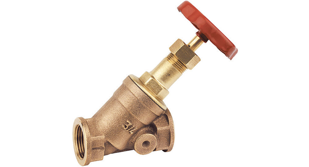 Threaded valves