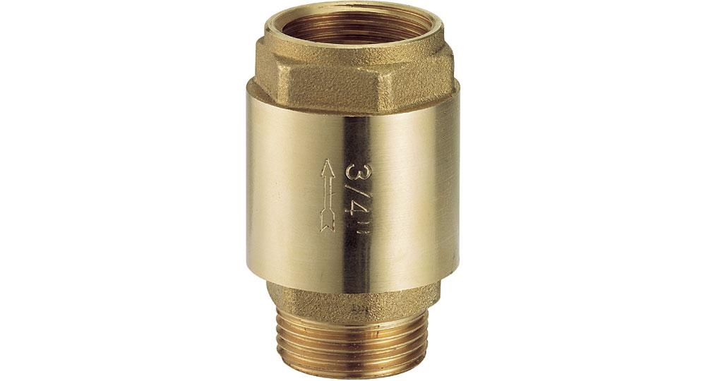Universal check valve M.F.