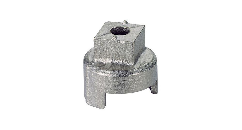 Brass locking cap for range DREAM-FANS-COMPACT