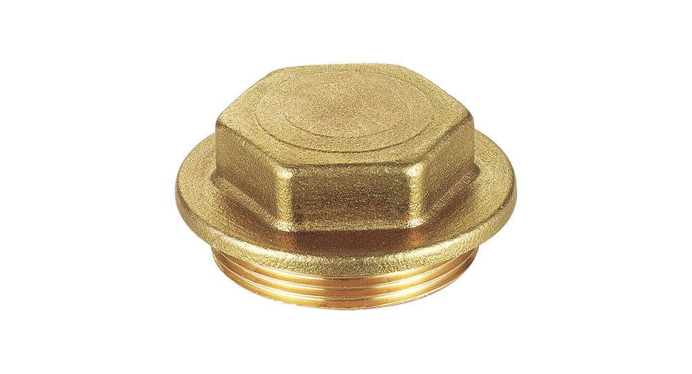 Brass plug for range 36 - 36/B.