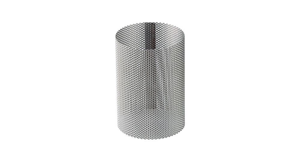 Rete in acciaio inox per filtro serie 36.